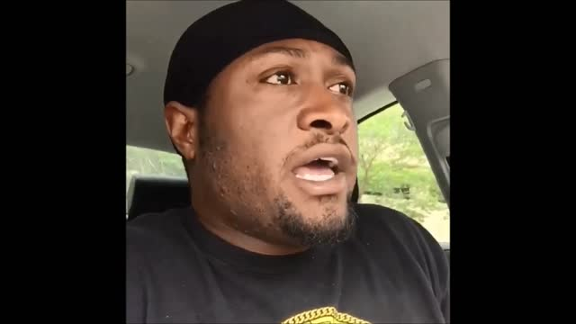 web comedian took aim at pokemon go critics in a passionate facebook video uploaded on july 12. 27-year-old daquan wiltshire criticized the game's... - kritiker stock-videos und b-roll-filmmaterial