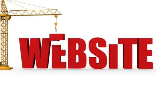 vidéos et rushes de site web - site internet
