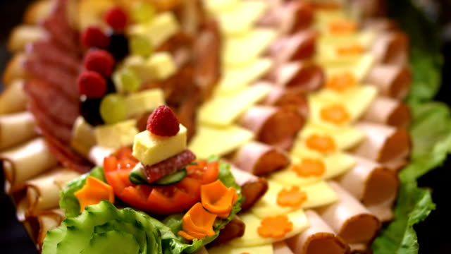 wedding catering - food and drink industry stock videos & royalty-free footage