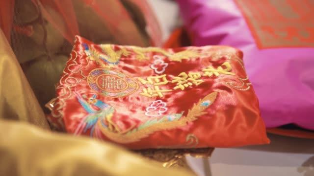 Wedding Decor of China.