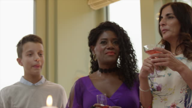 wedding guests with drinks - wedding guest stock videos and b-roll footage