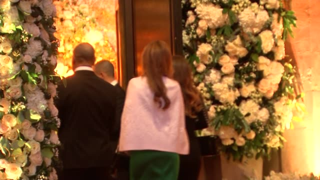 stockvideo's en b-roll-footage met wedding of frank lampard and christine bleakley arrivals declan donnelly and wife ali astall and ant mcpartlin and wife lisa armstrong petr cech and... - ant mcpartlin