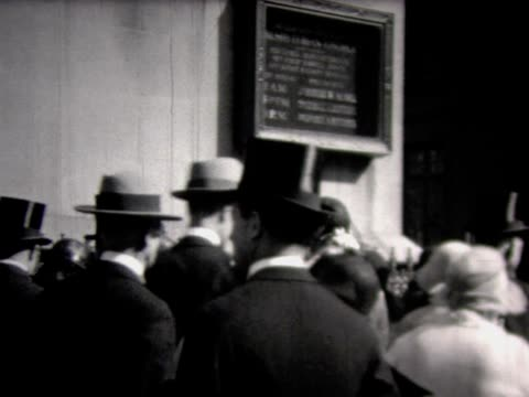 1930 wedding on madison ave. - 1930 stock videos & royalty-free footage