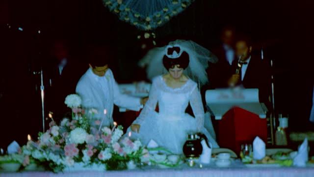 wedding reception - 1962 stock-videos und b-roll-filmmaterial