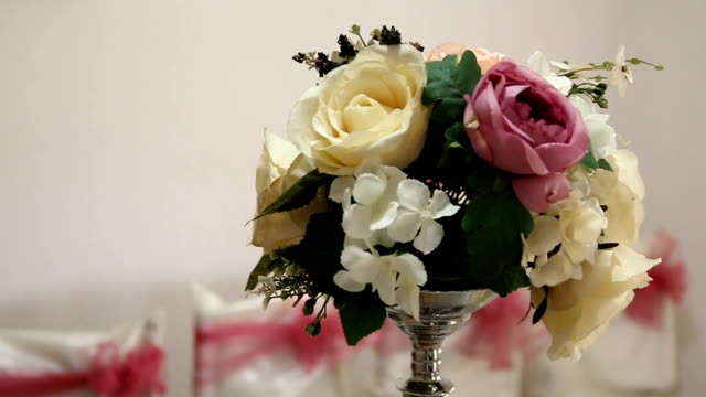 wedding reception - place setting stock videos & royalty-free footage