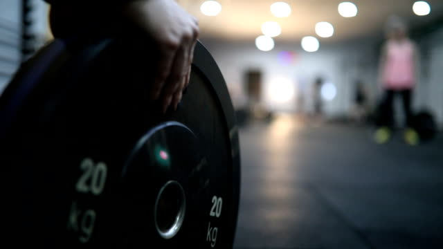 Weights for training