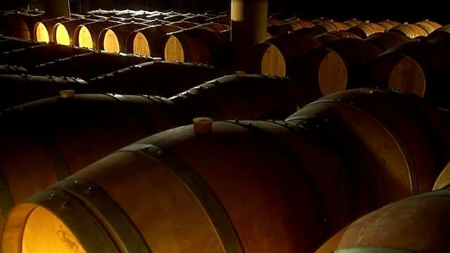 weinfässer - wine cask stock videos and b-roll footage