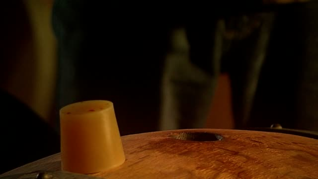 weinpipette - wine cask stock videos and b-roll footage