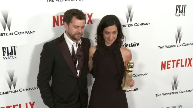 Weinstein Company And Netflix Golden Globe After Party at Robinsons May Lot on January 11 2015 in Beverly Hills California