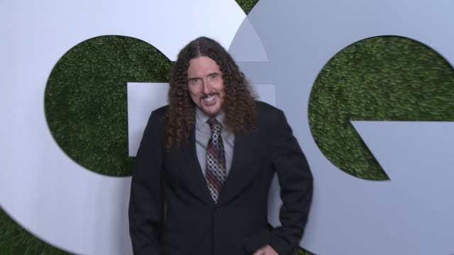 Weird Al GQ Celebrates The 2014 'Men Of The Year' at Chateau Marmont on December 04 2014 in Los Angeles California