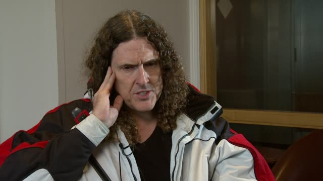 Weird Al Yankovic on what Michael Jackson thought of his parodies at the Weird Al Yankovic Interview at London England