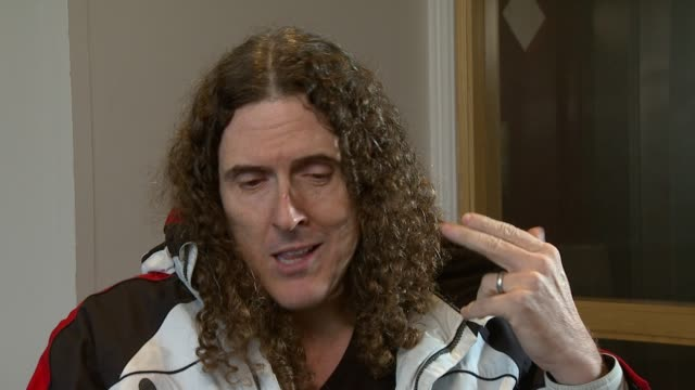 Weird Al Yankovic on what people can expect from his live show at the Weird Al Yankovic Interview at London England