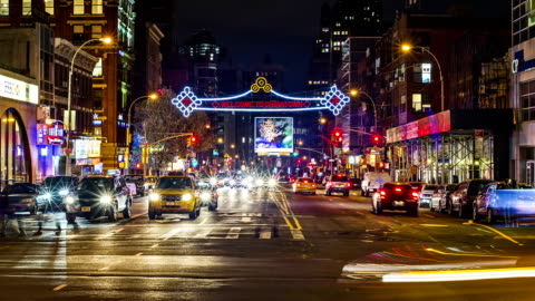 welcome to chinatown in nyc - chinatown stock videos & royalty-free footage