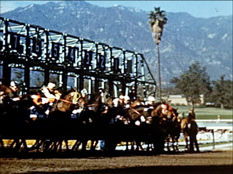vidéos et rushes de 1945 - welcome to southern california - 16 of 23 - hollywood california