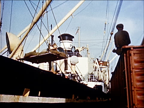 1945 - welcome to southern california - 18 of 23 - 1945 stock videos and b-roll footage