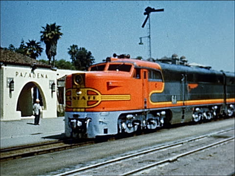 1945 - welcome to southern california - 23 of 23 - pasadena california stock videos & royalty-free footage