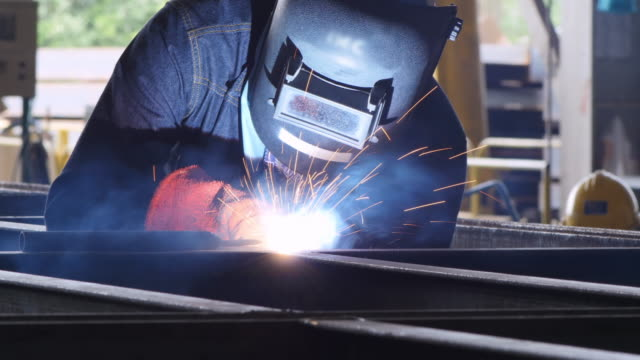 Welding Close-Up