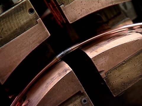 溶接  - 電極点の映像素材/bロール