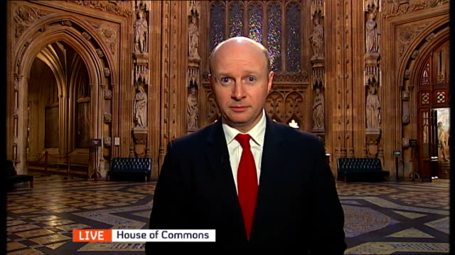 welfare reform bill passed in parliament england london gir int liam byrne mp live 2way interview from house of commons sot angry government has... - paying rent stock videos & royalty-free footage