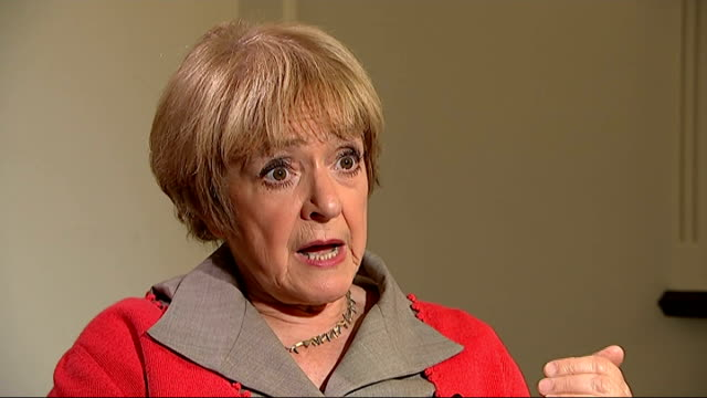 personal independence payment scheme described as a 'fiasco' westminster int margaret hodge mp interview sot i've seen a lot of shambles in the... - マーガレット・ホッジ点の映像素材/bロール