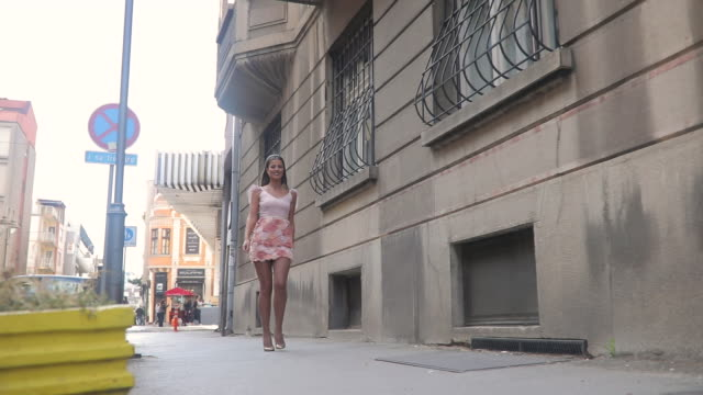 well dressed girl - high heels stock videos & royalty-free footage
