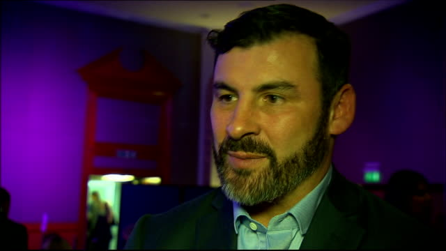 WellChild Awards 2014 Duncan Bannatyne interview SOT Gaby Roslin interview SOT Alexandra Burke interview SOT Joe Calzaghe interview SOT Perri Kiely...