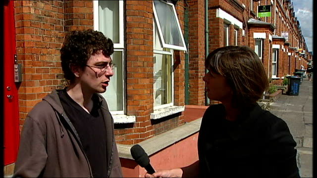 paddy mehan interview sot - channel 4 news stock videos & royalty-free footage