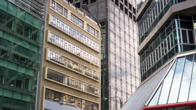 Wellington Office Buildings - Time Lapse