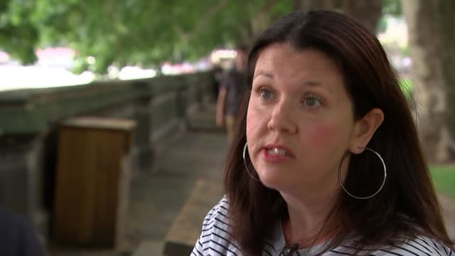 Wellness company stops selling 250 pound 'fertility drip' following criticism ENGLAND London EXT Anya Sizer interview SOT