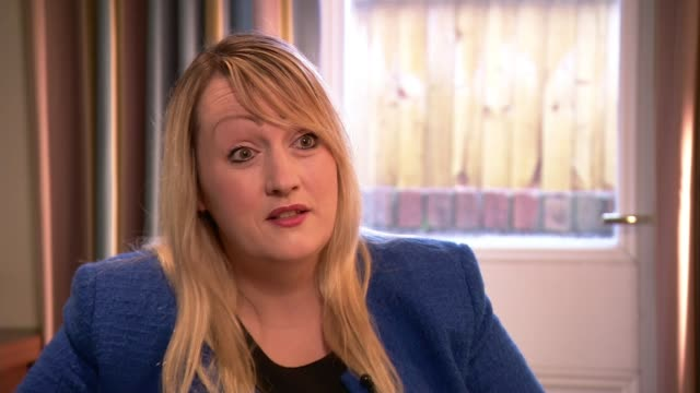 Welsh government proposes minimum price for alcohol WALES Cardiff INT Rebecca Evans AM interview SOT