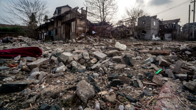 Fuzhou, China - February 9, 2017: Wenchangli is the old town of Fuzhou city, now is under reconstruction.