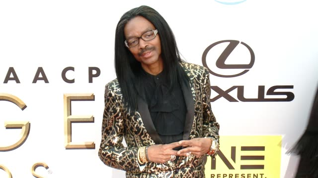 wendell james at 47th annual naacp image awards at pasadena civic auditorium on february 05 2016 in pasadena california - pasadena civic auditorium stock videos and b-roll footage