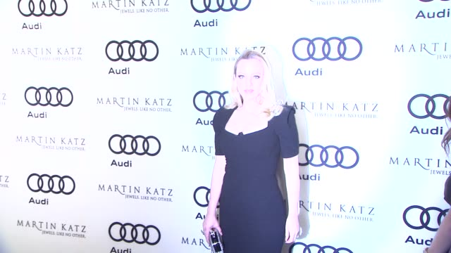 Wendi McLendon at the Audi And Martin Katz Celebrate The 2012 Golden Globe Awards in West Hollywood CA
