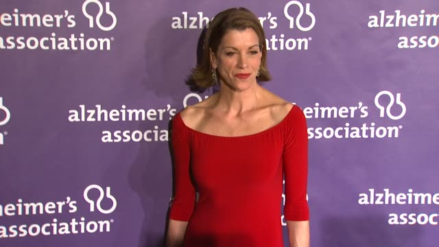 Wendie Malick at the 19th Annual 'A Night At Sardi's' Benefitting The Alzheimer's Association at Beverly Hills CA