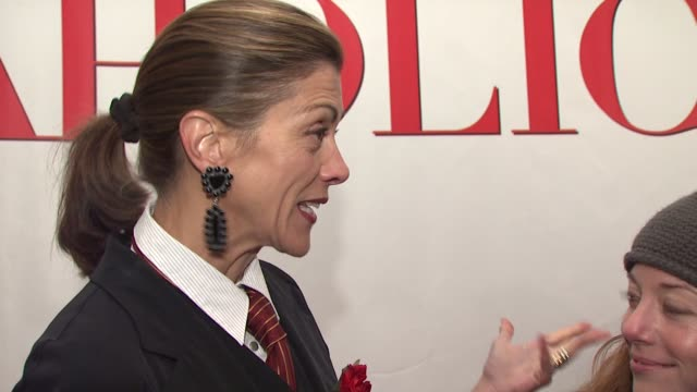 wendie malick at the 'confessions of a shopaholic' world premiere at new york ny. - wendie malick stock videos & royalty-free footage