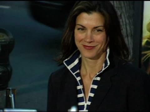 wendie malick at the 'crash' los angeles premiere on april 26, 2005. - wendie malick stock videos & royalty-free footage
