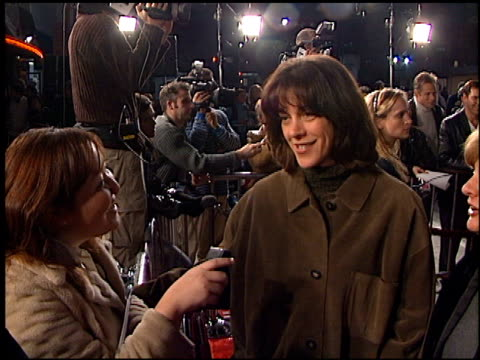 wendie malick at the 'hannibal' industry screening at the mann village theatre in westwood, california on february 1, 2001. - wendie malick stock videos & royalty-free footage