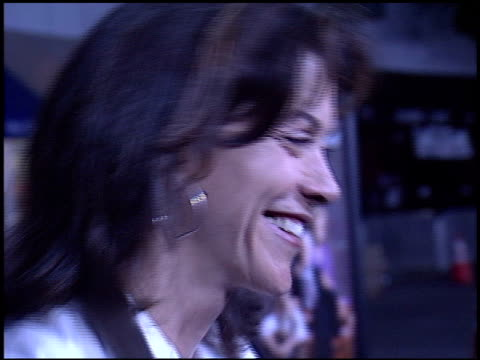 wendie malick at the 'it runs in the family' premiere on april 7, 2003. - wendie malick stock videos & royalty-free footage