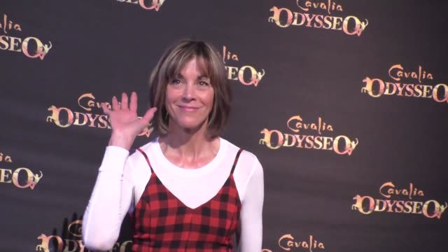 wendie malick at the premiere of cavalia's odysseo at the white big top in irvine at celebrity sightings in los angeles on february 06, 2016 in los... - wendie malick stock videos & royalty-free footage