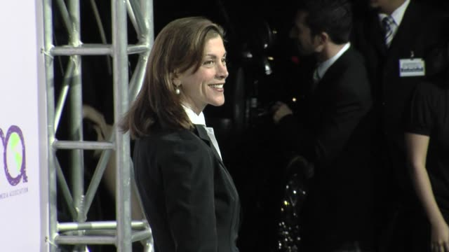 wendie malick at the the 18th annual environmental media awards benefiting the environment at los angeles ca - environmental media awards stock videos & royalty-free footage