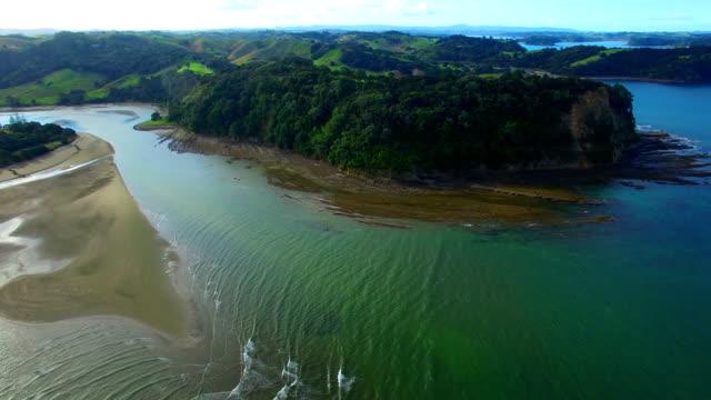 Wendorholm Beach Aerial Footage