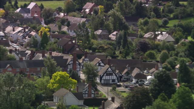 weobly village - herefordshire bildbanksvideor och videomaterial från bakom kulisserna