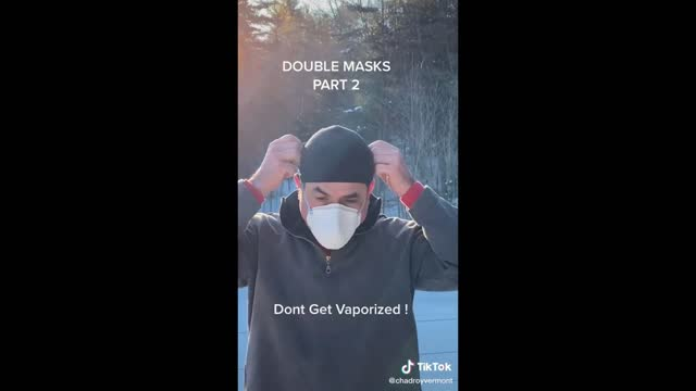 we're all used to wearing masks now to help contain the spread of covid-19. moisture-control expert chad roy used a winter day in vermont to show how... - vermont stock videos & royalty-free footage