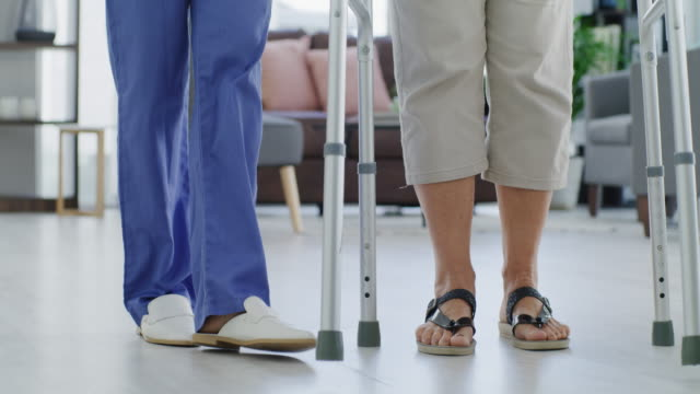 we're in this journey to recovery together - patient journey stock videos & royalty-free footage