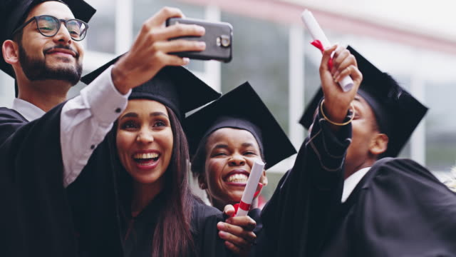 we're living life fully! - graduation stock videos & royalty-free footage