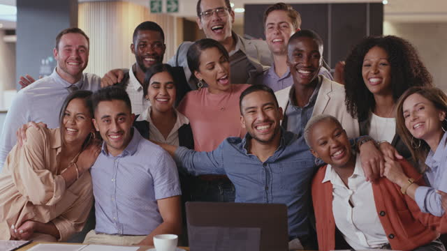we're the foundation of the business - diversity stock videos & royalty-free footage