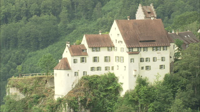 werenwag castle - baden wurttemberg stock videos and b-roll footage