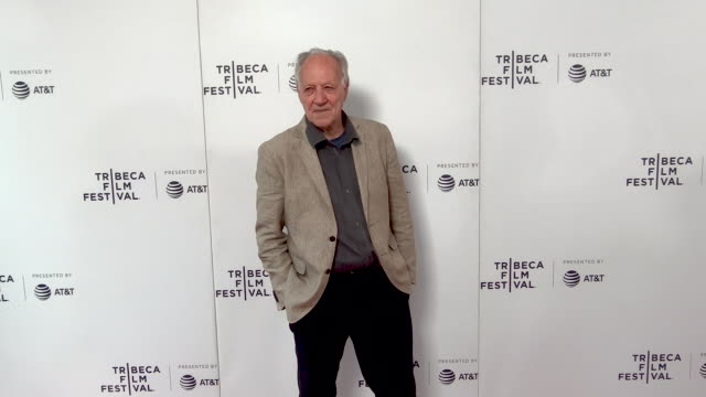 Werner Herzog at Meeting Gorbachev 2019 Tribeca Film Festival at Village East Cinema on April 26 2019 in New York City at Meeting Gorbachev 2019...