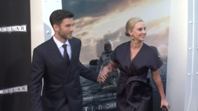 vídeos de stock, filmes e b-roll de wes bentley at interstellar los angeles premiere at tcl chinese theatre on october 26 2014 in hollywood california - tcl chinese theatre
