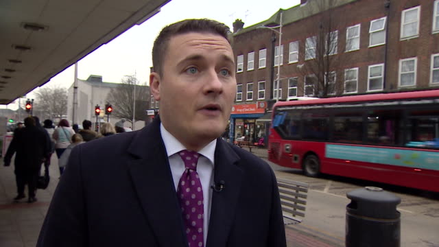 wes streeting mp labour says i would rather put my job at risk by opposing brexit than my constituents jobs at risk by supporting it - member of parliament stock videos & royalty-free footage